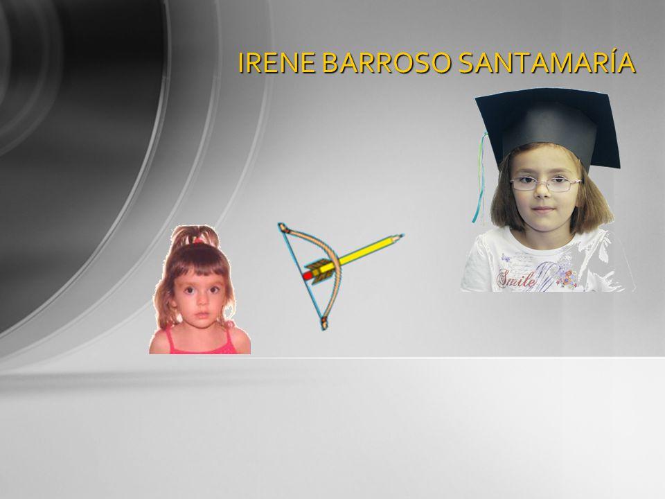 IRENE BARROSO SANTAMARÍA