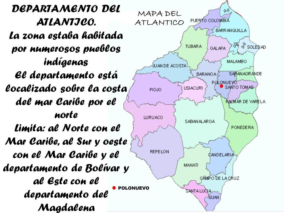 DEPARTAMENTO DEL ATLANTICO.