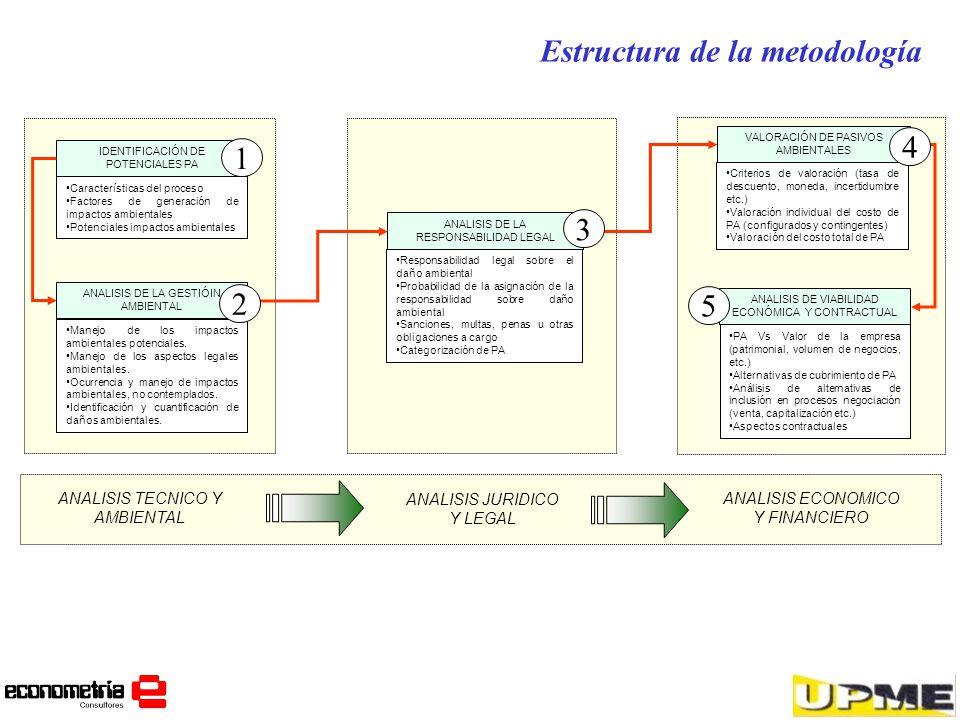 IDENTIFICACIÓN DE POTENCIALES PA Características del proceso Factores de generación de impactos ambientales Potenciales impactos ambientales ANALISIS DE LA GESTIÓIN AMBIENTAL Manejo de los impactos ambientales potenciales.