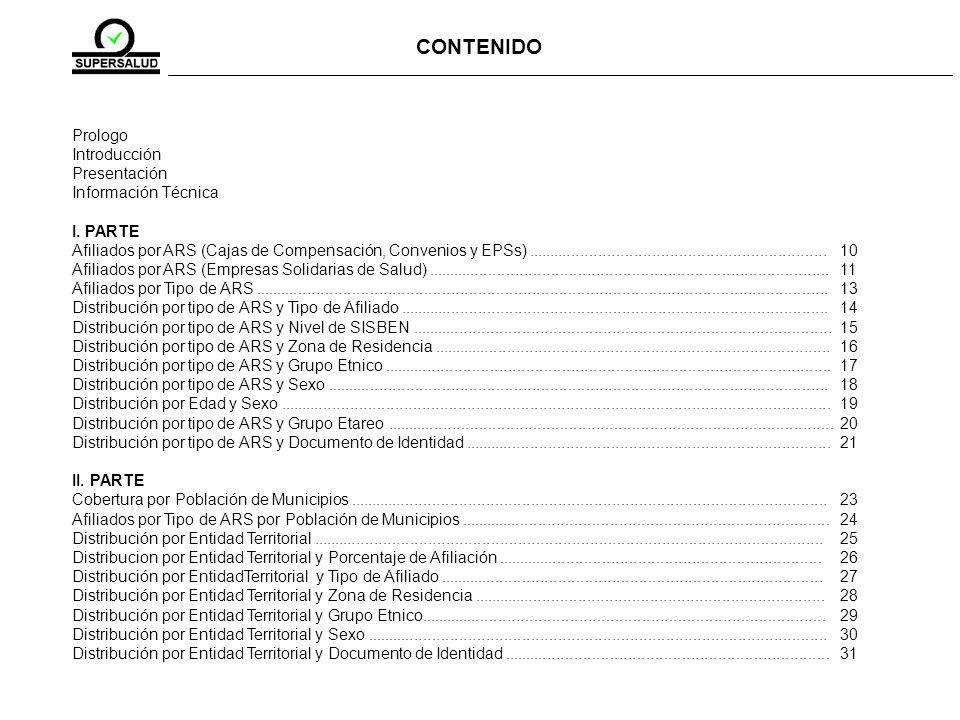 Afiliados al Régimen Subsidiado de Salud Afiliados por Tipo de ARS por Población de Municipios - Abril de 2.000 - Página 24 Cifras en Miles Población de los Municipios (en miles) % de participación en la cobertura FUENTE : Régimen Subsidiado: Base de datos Suministrada por Minsalud (94,31% del total de total de afiliados al Régimen Subsidiado según el informe de actividades 1999-2000 al Honorable Congreso de la República) - La información sobre población se toma de las proyecciones del DANE para el año 2.000