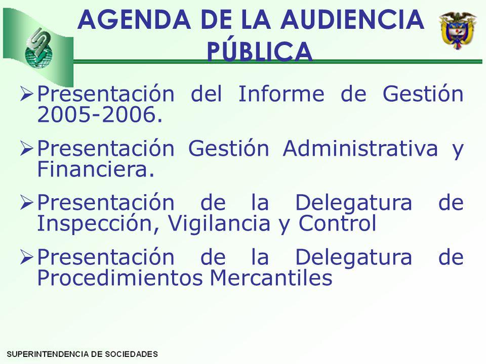ESTADOS FINANCIEROS RECIBIDOS 2005 - 2006 ESTADO 2005 (E.