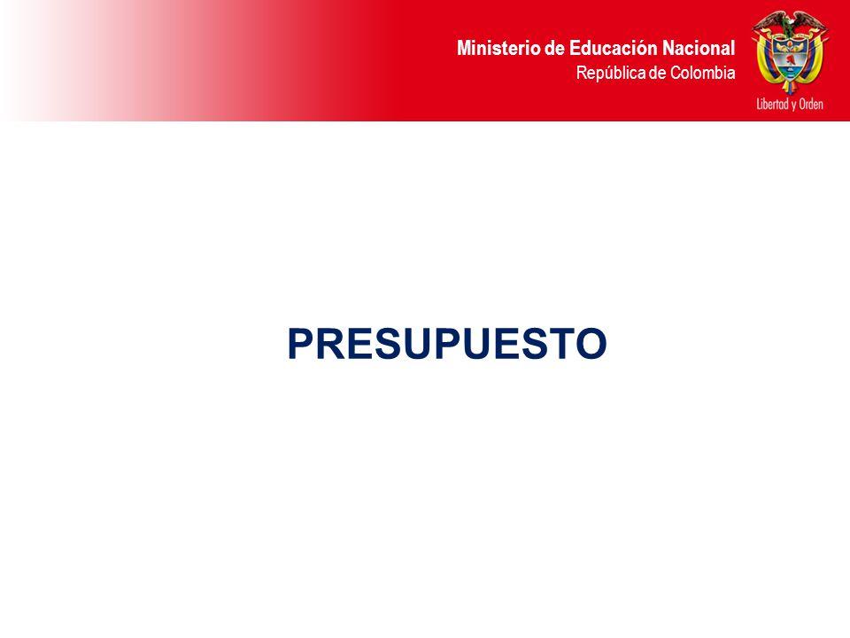 Ministerio de Educación Nacional República de Colombia FUNCIONES DE LA COMUNIDAD EDUCATIVA Ejercer veeduría frente a la administración y uso eficiente