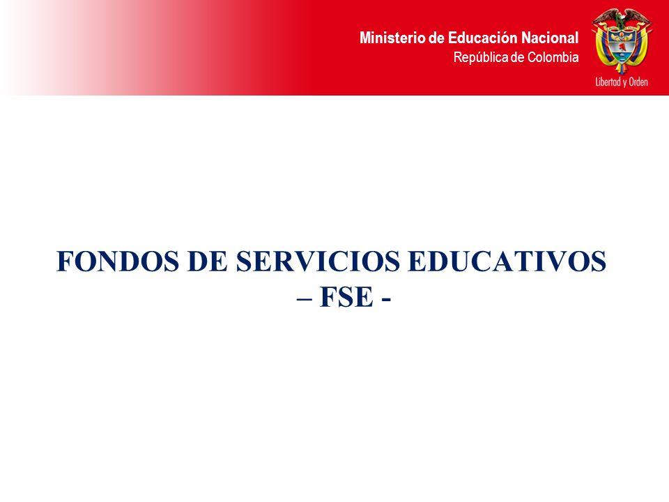 Ministerio de Educación Nacional República de Colombia Mayo 05 de 2003 ORGANOS DE ADMINISTRACIÓN Y DIRECCIÓN FUNCIONES DEL CONSEJO DIRECTIVO.