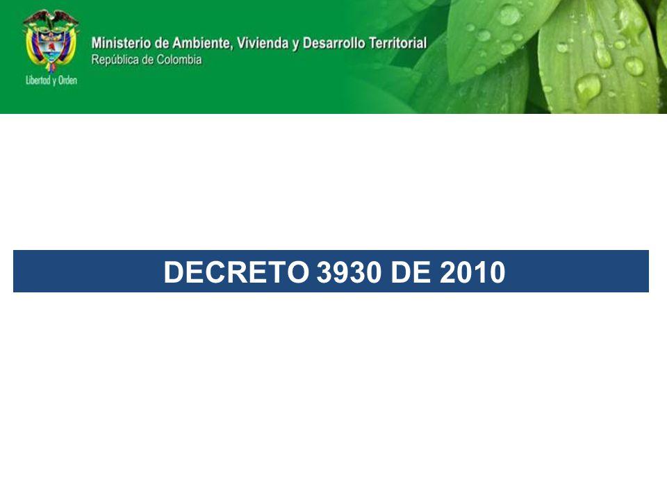 Continuación Capítulo VI- De los vertimientos Obligaciones Suscriptores/Usuarios EPSPDA (Art.