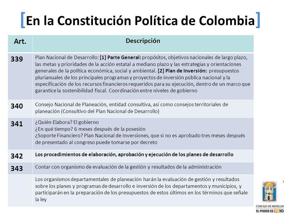 1.La función pública: el concepto de planificación económica y social 2.