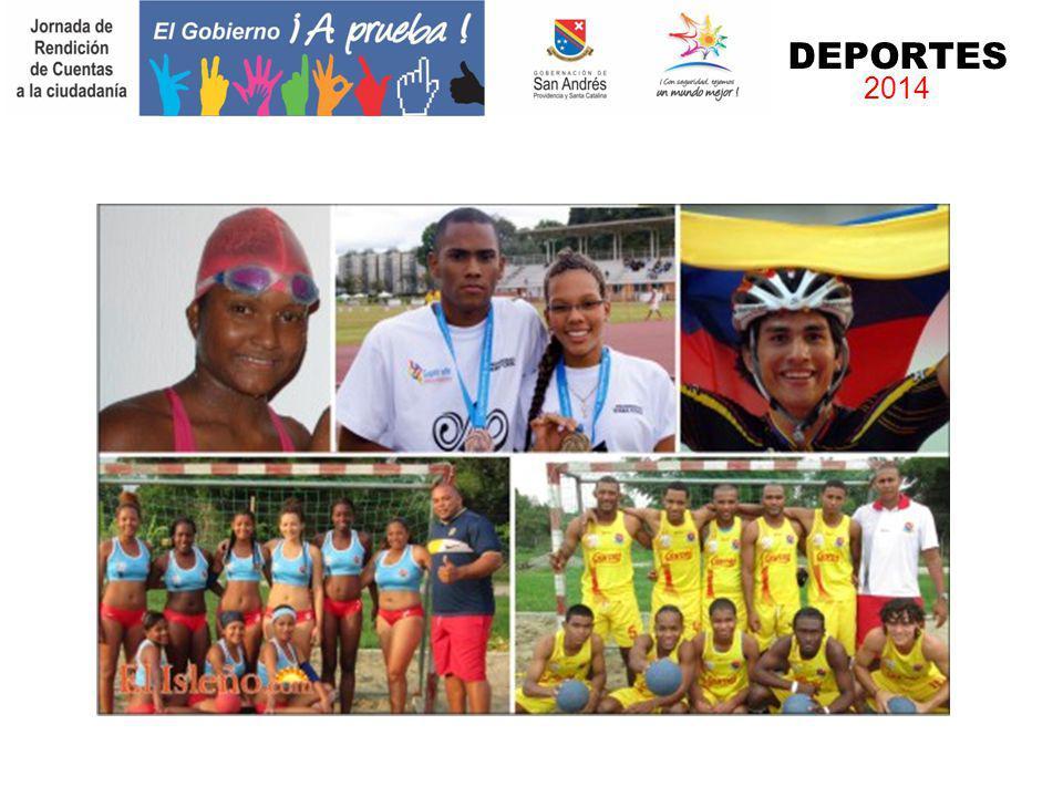 DEPORTES 2014