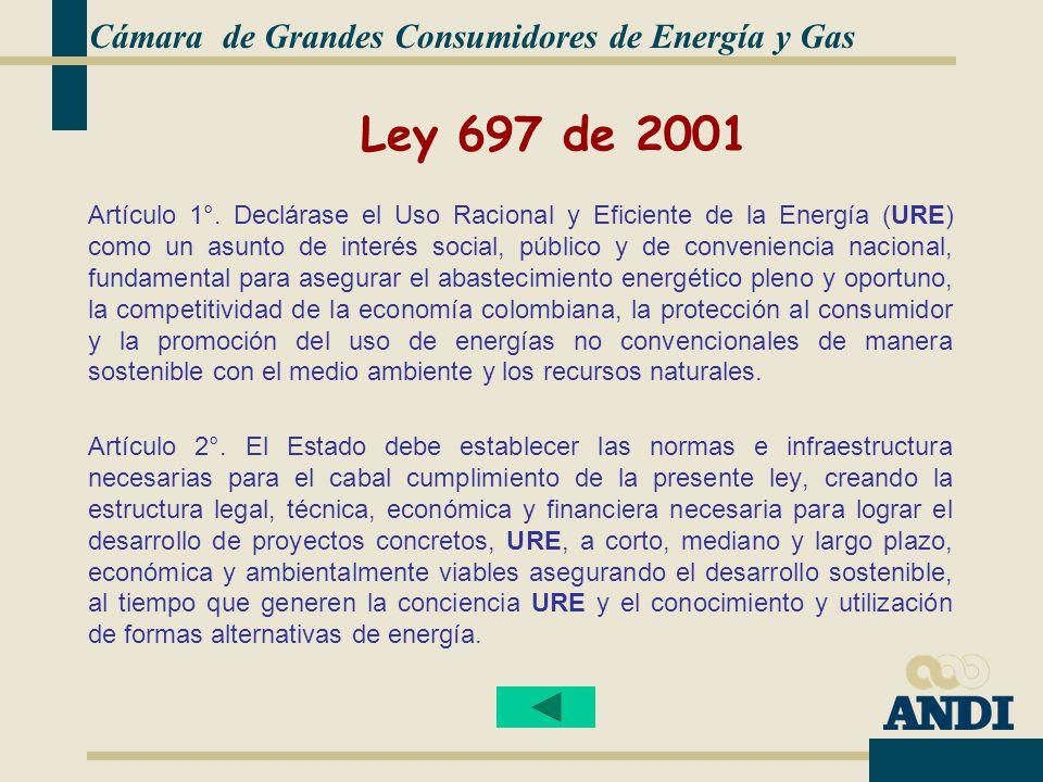 Ley 697 de 2001 Artículo 1°.
