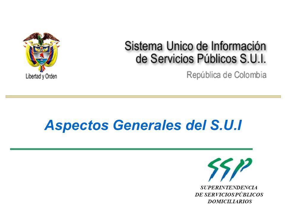 SUPERINTENDENCIA DE SERVICIOS PÚBLICOS DOMICILIARIOS Desarrollos