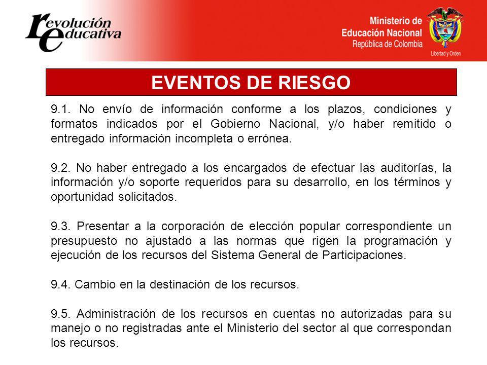 ACTIVIDADES DE COORDINACIÓN La Unidad Administrativa Especial de MSC, adscrita al DNP, sus funciones hoy a cargo del Ministerio de Hacienda (DAF), son