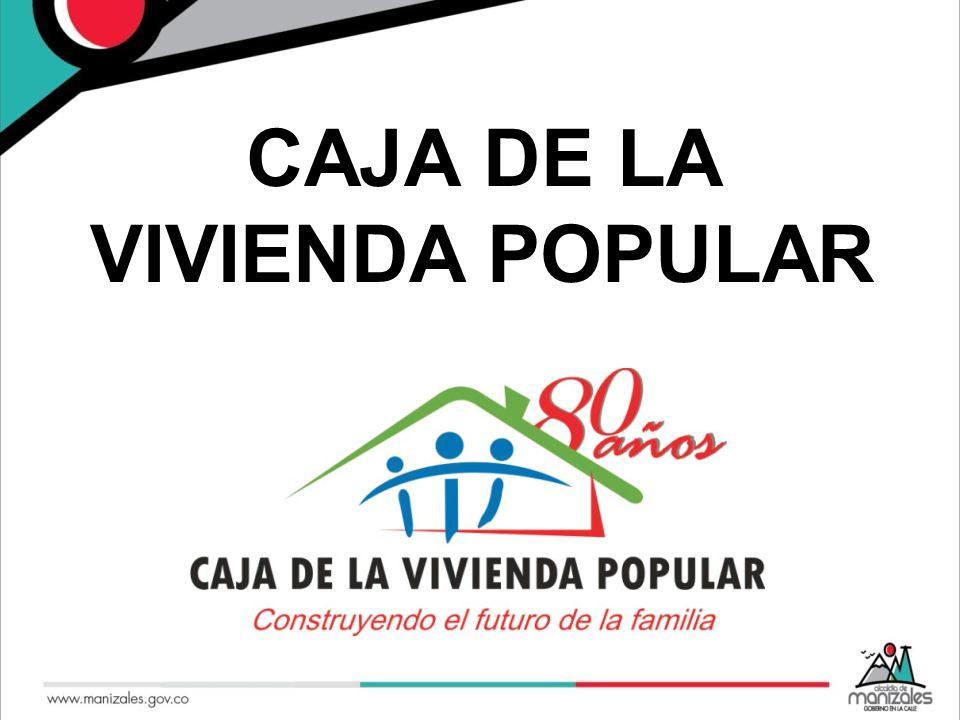 CAJA DE LA VIVIENDA POPULAR