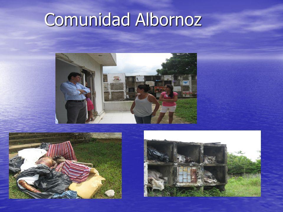 VISITAS A LAS COMUNIDADES DE BAYUNCA, HENEQUEN Y EL SILENCIO