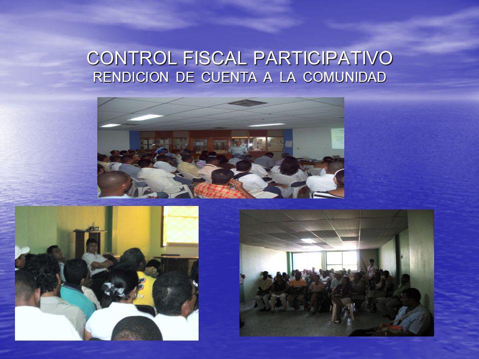 CONTROL FISCAL PARTICIPATIVO SENSIBILIZACIÓN A ESTUDIANTES DE COLEGIOS DISTRITALES Y PRIVADOS