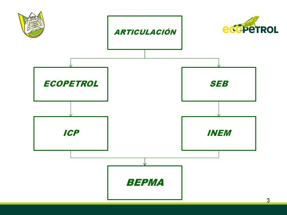 3 ICPINEM ARTICULACIÓN SEBECOPETROL BEPMA