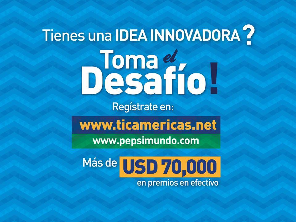 Categorías de Premiación del TIC Americas 2013 1.