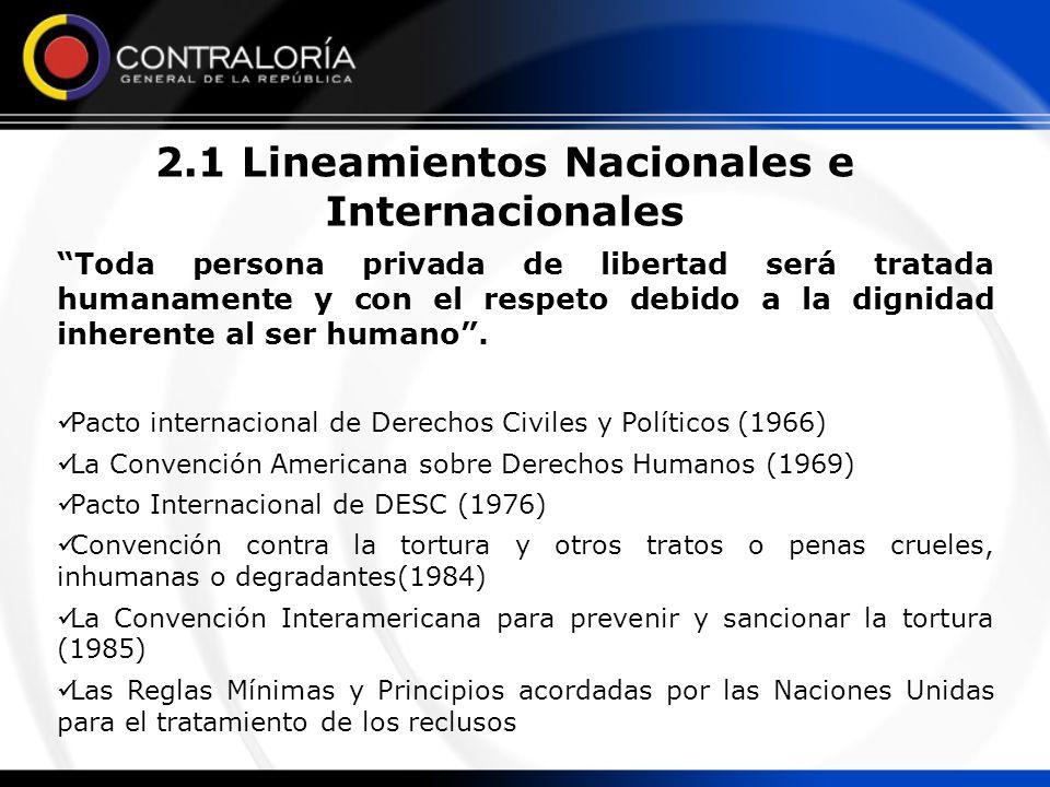 Toda persona privada de libertad será tratada humanamente y con el respeto debido a la dignidad inherente al ser humano. Pacto internacional de Derech