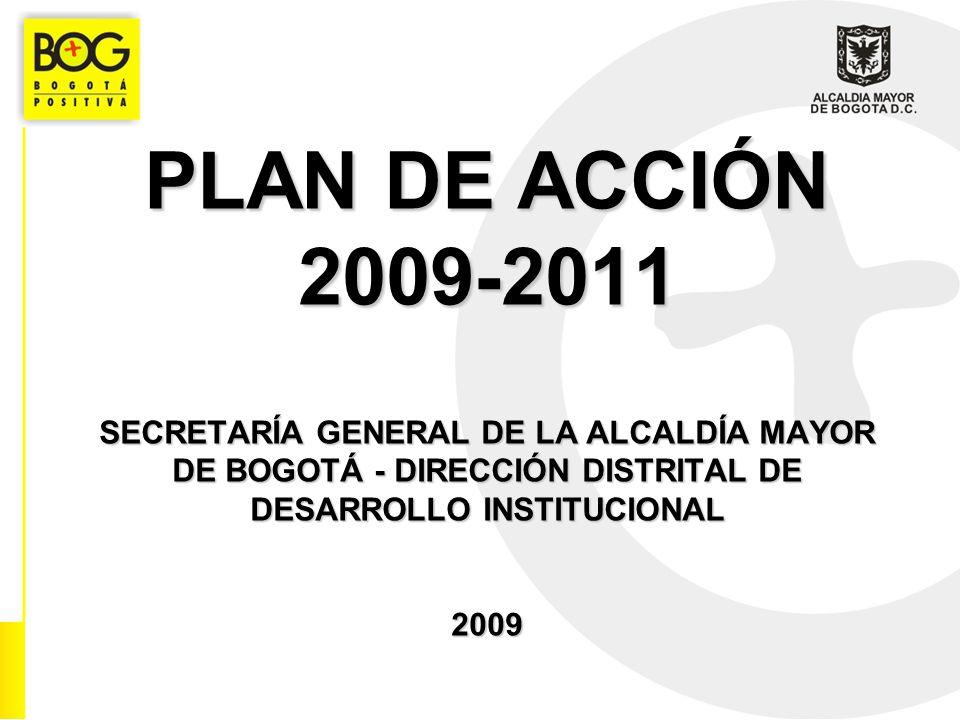 El Reloj del Plan de Acción 2009 - 2011 Siga las instrucciones que se encuentran al respaldo del Reloj del Plan de Acción 2009 - 2011.