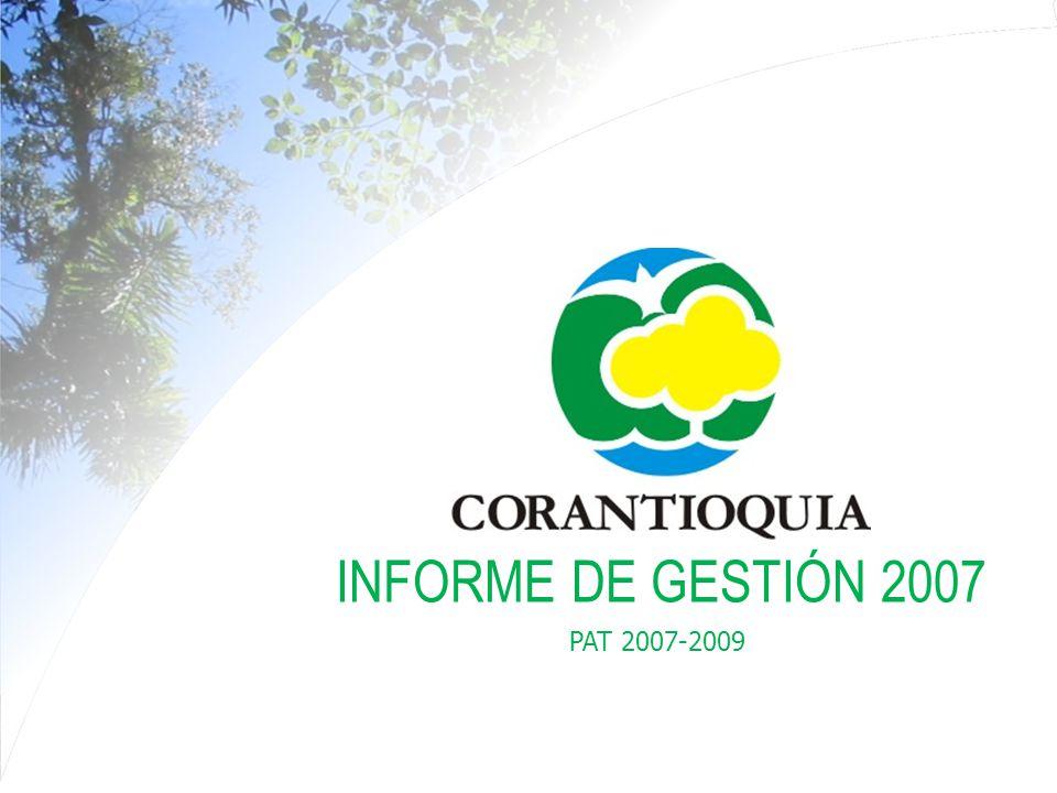 Contexto Informe de Gestión 2007 Evaluación Resultados Informe Financiero CONTENIDO