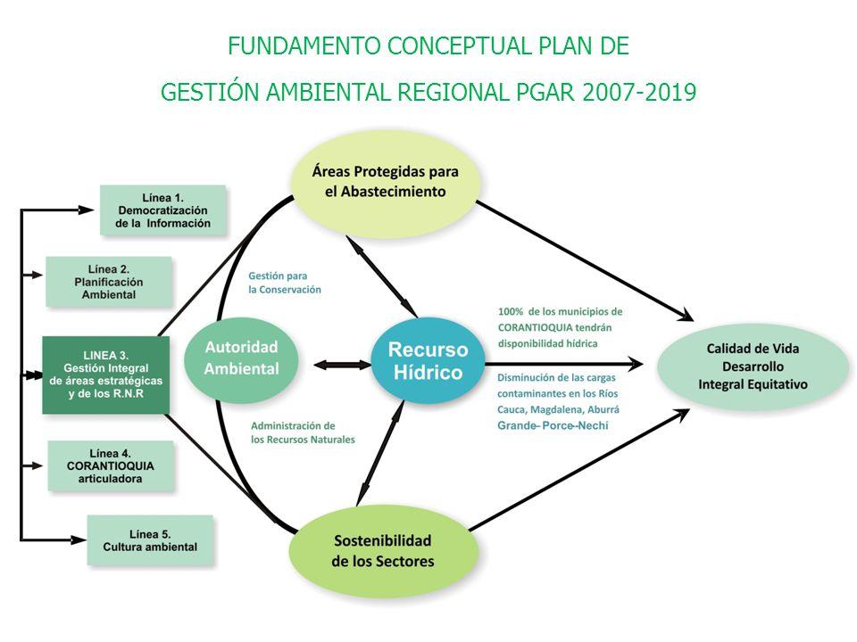PGAR 2007 – 2019 Y PAT 2007-2009