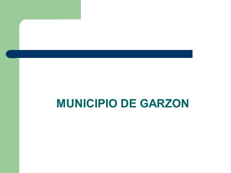 MUNICIPIO DE GARZON