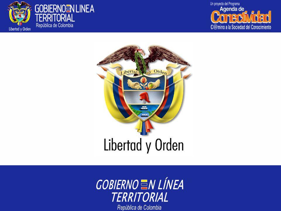 12 OBJETIVOS ESPECÍFICOS Orientar en el marco conceptual del proyecto Gobierno En Línea Territorial a los miembros del Comité GEL-T Municipal.