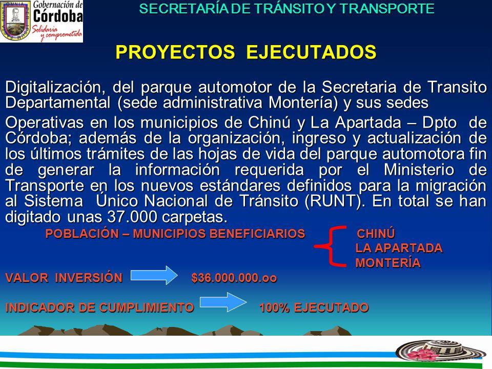 SECRETARÍA DE TRÁNSITO Y TRANSPORTE DIGITALIZACIÓN DIGITALIZACIÓN FOTOS FOTOS
