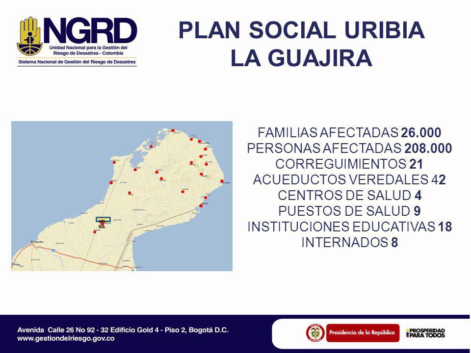 PLAN DE ACCIÓN Fase de atención Declaratoria de calamidad pública mediante decreto 037 del 14 de febrero de 2014.