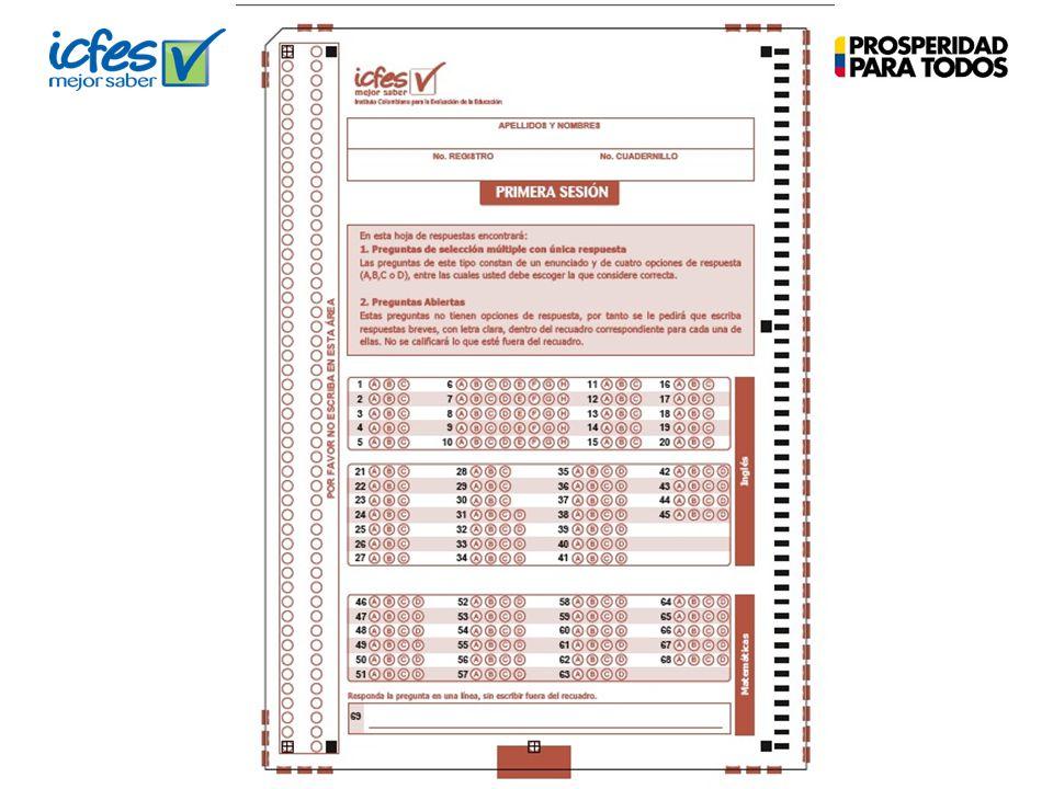 La prueba de inglés permite clasificar a los examinados en tres niveles: A1, A2 y B1, correspondientes al Marco Común Europeo.