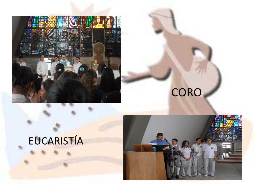 EUCARISTÍA CORO