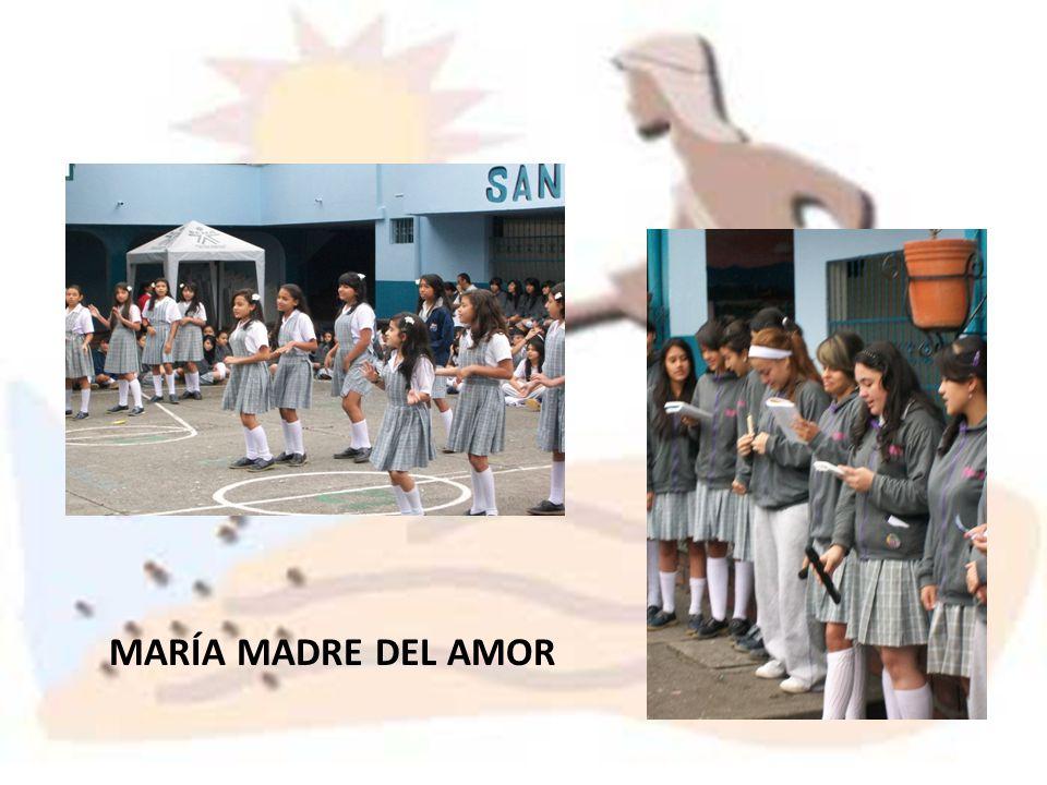 MARÍA MADRE DEL AMOR