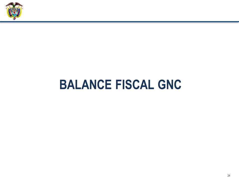 BALANCE FISCAL GNC 24