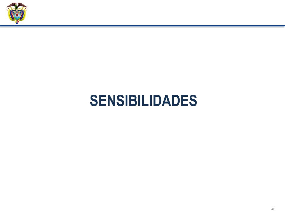 SENSIBILIDADES 37
