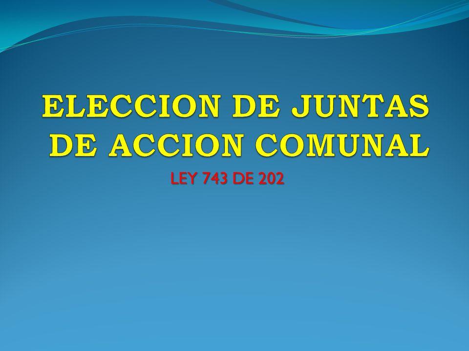 LEY 743 DE 202
