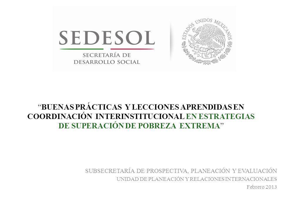Política Social en México La Ley General de Desarrollo Social (LGDS), publicada en el Diario Oficial de la Federación el 20 de enero de 2004, establece las bases de la Política Nacional de Desarrollo Social, la cual debe incluir cuando menos, las siguientes vertientes: Art.
