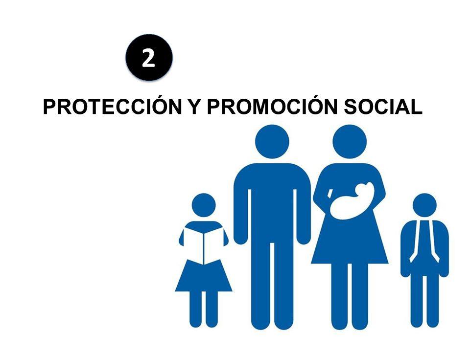PROTECCIÓN Y PROMOCIÓN SOCIAL 2 2