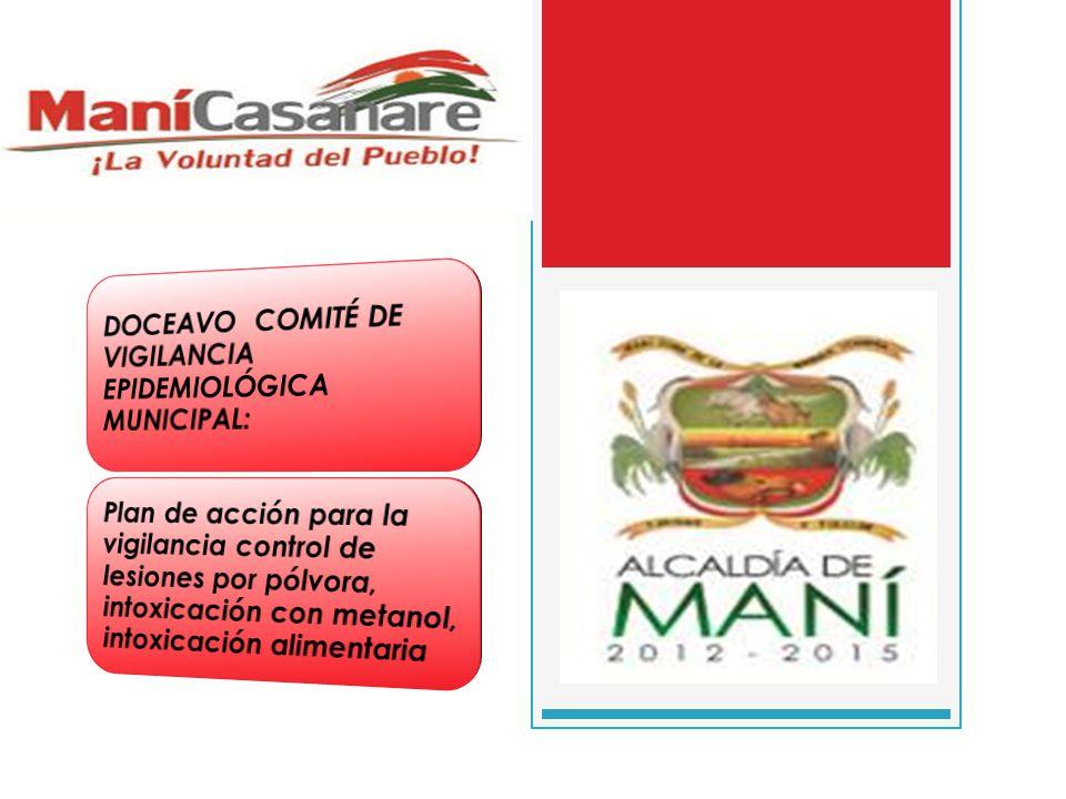 Cumplimiento y oportunidad SIVIGILA 2012 UPGDCumplimientoOportunidad Centro de salud100% Profarmed100% IPS Yamel Castellanos 100% EMISALUD100%