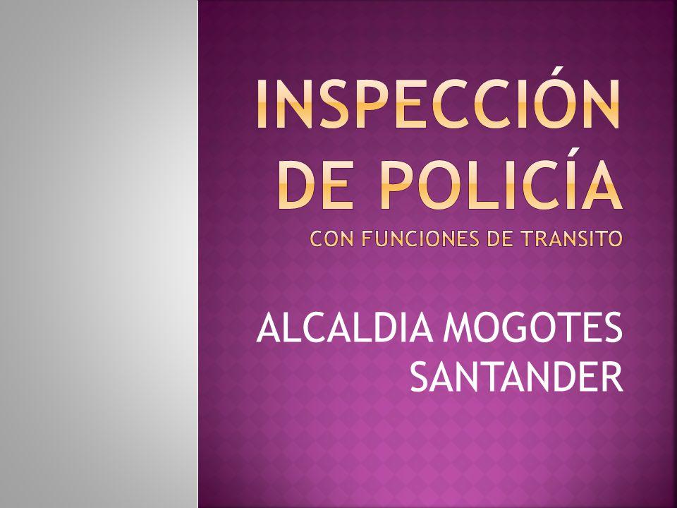 ALCALDIA MOGOTES SANTANDER