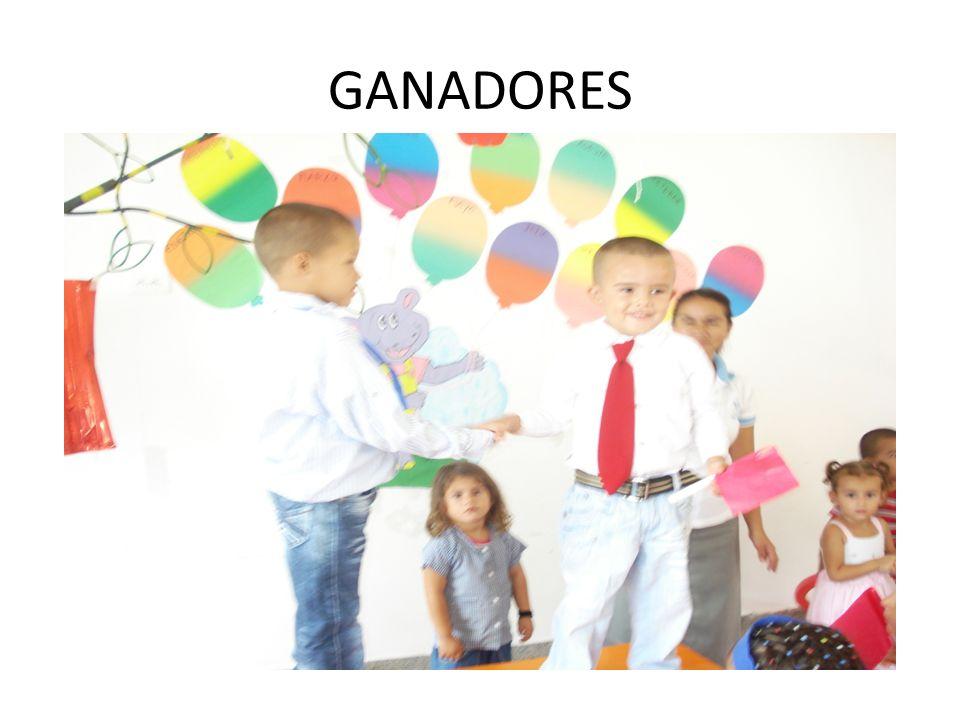 GANADORES
