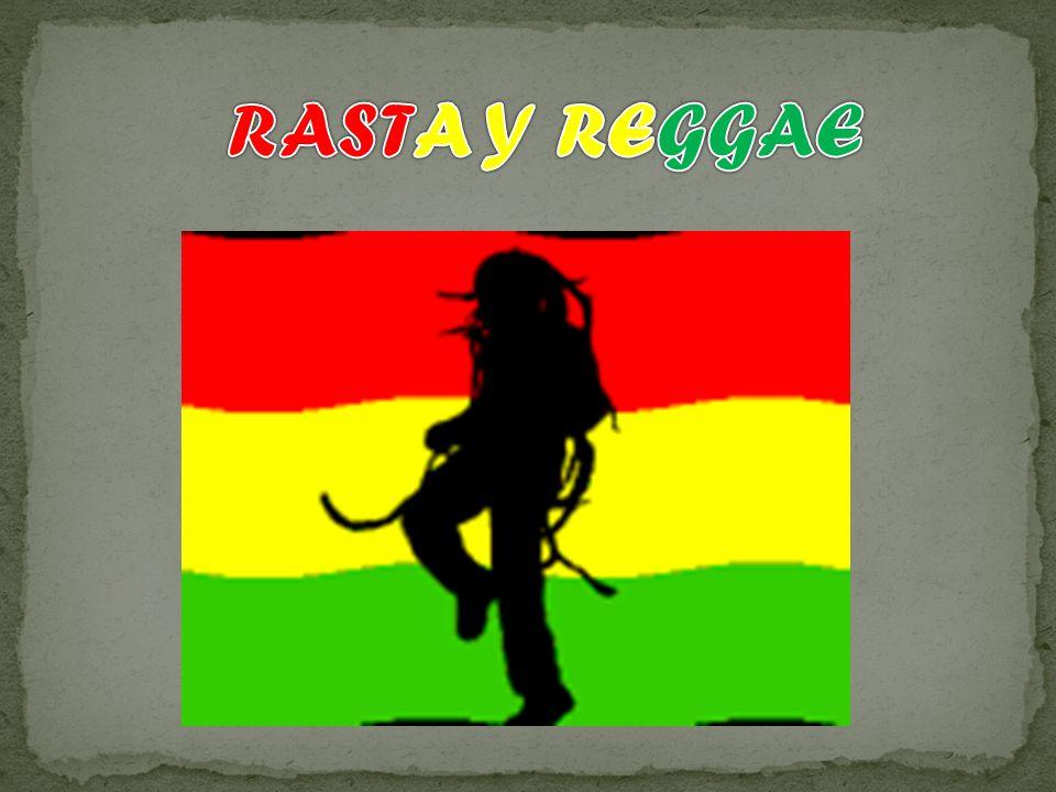 El reggae es un género musical de origen jamaiquino El término reggae es una derivación de ragga, que a su vez es una abreviación de raggamuffin, que en inglés significa literalmente harapiento.