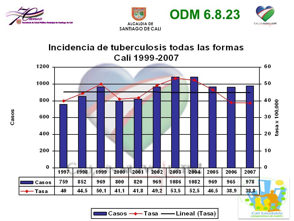ALCALDIA DE SANTIAGO DE CALI ODM 6.8.23