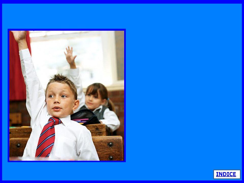 ¿ CUÁL ES EL TIPO DE JOVEN ESTUDIANTE QUE FORJAMOS EN LA INSTITUCIÓN EDUCATIVA LUIS PATRÓN ROSANO? INDICE