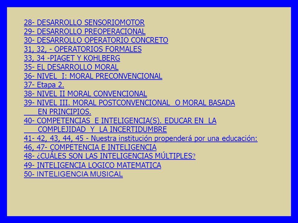 1- PROPUESTA PEDAGÓGICA 2010 2- TITULO 3- DOCENTE ALUMNO 4- OBJETIVOS 5- CONTENIDO 6, 7, 8- PRESENTACIÓN 9, 10, - OFERTA Y RELACION PEDAGÓGICA 11- COM
