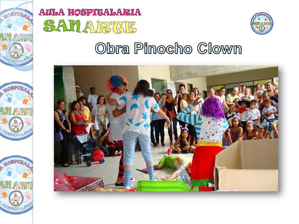 Grupo CLOWN PAYATRIA