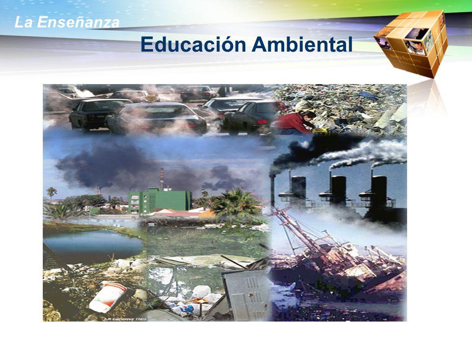 La Enseñanza Educación Ambiental