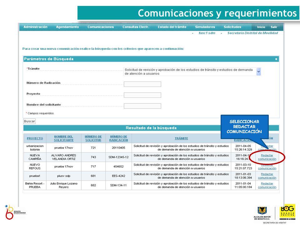 www.habitatbogota.gov.co/ventanillaconstr uccion 6.Comunicaciones Funcionario