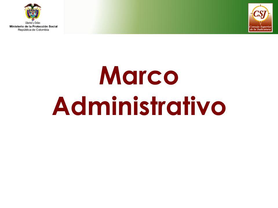 Marco Administrativo