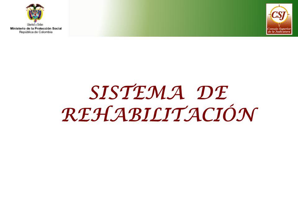 SISTEMA DE REHABILITACIÓN