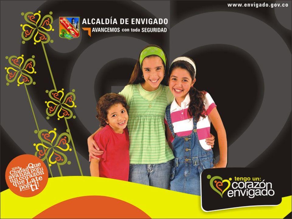* IVAN DARIO VILLALBA ZULUAGASecretaria de Bienestar Social * MIGUEL EDUARDO OCHOA Secretaria de Educación para la Cultura.