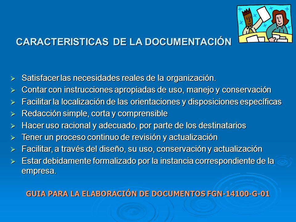 Mejorar continuamente Mantener Documentar Implementar Identificar y Establecer CAPÍTULO 4 SISTEMA DE GESTIÓN DE CALIDAD