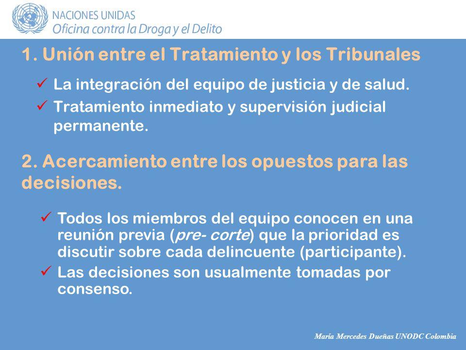 María Mercedes Dueñas UNODC Colombia 1.