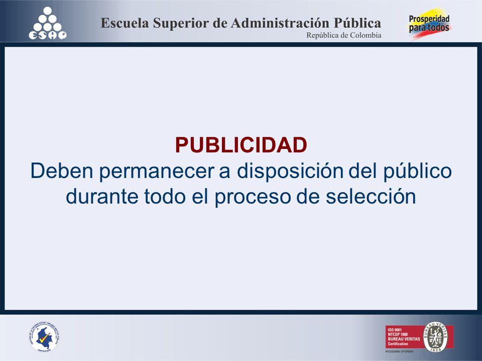 El nuevo reglamento eliminó la calidad de definitivos que se había signado a estos documentos en reglamentos anteriores